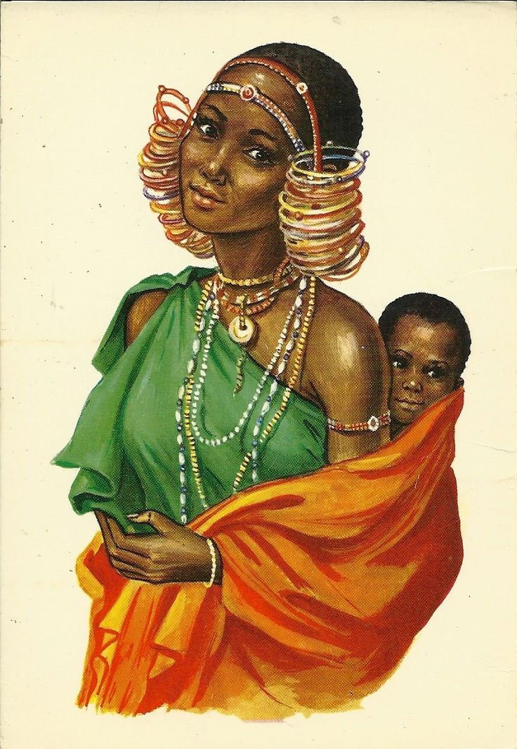 Parenting in Kenya